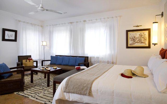 suite riad con encanto en marrakech