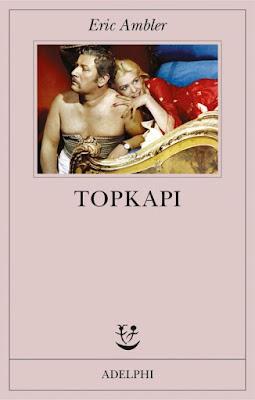 Topkapi - Eric Ambler - Adelphi