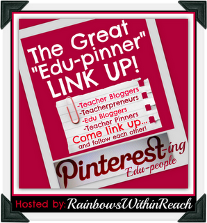 rainbows within reach, pinterest for teachers, using pinterest in the classroom, pinterest