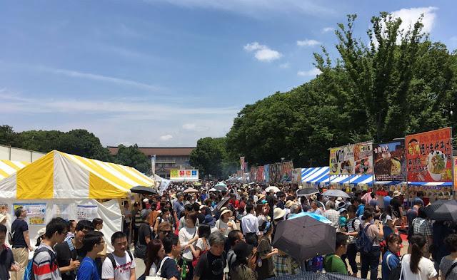 Taiwan Festival Tokyo 2018, Ueno Park, Taito, Tokyo