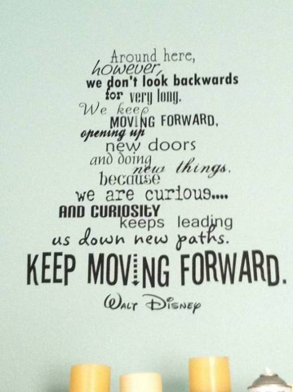 Quotes About Moving Forward In Life Impressive Quotes About Moving Forward 0006
