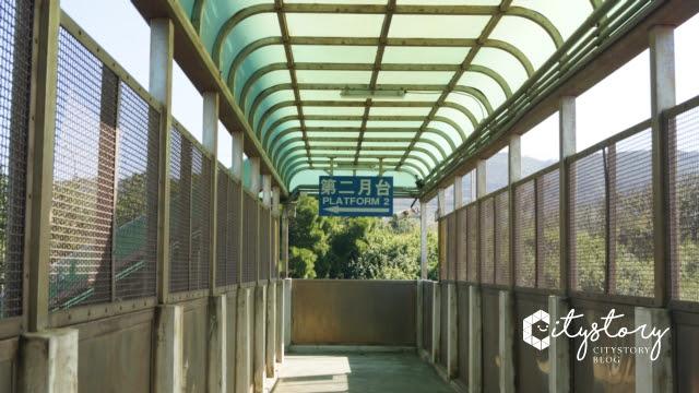 台鐵新埔車站-出入口