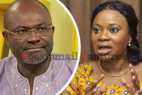 'corrupt' Charlotte Osei Should be Arrested  – Ken Agyapong