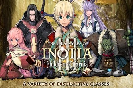 2. The Chronicles of Inotia 3 Children of Carnia