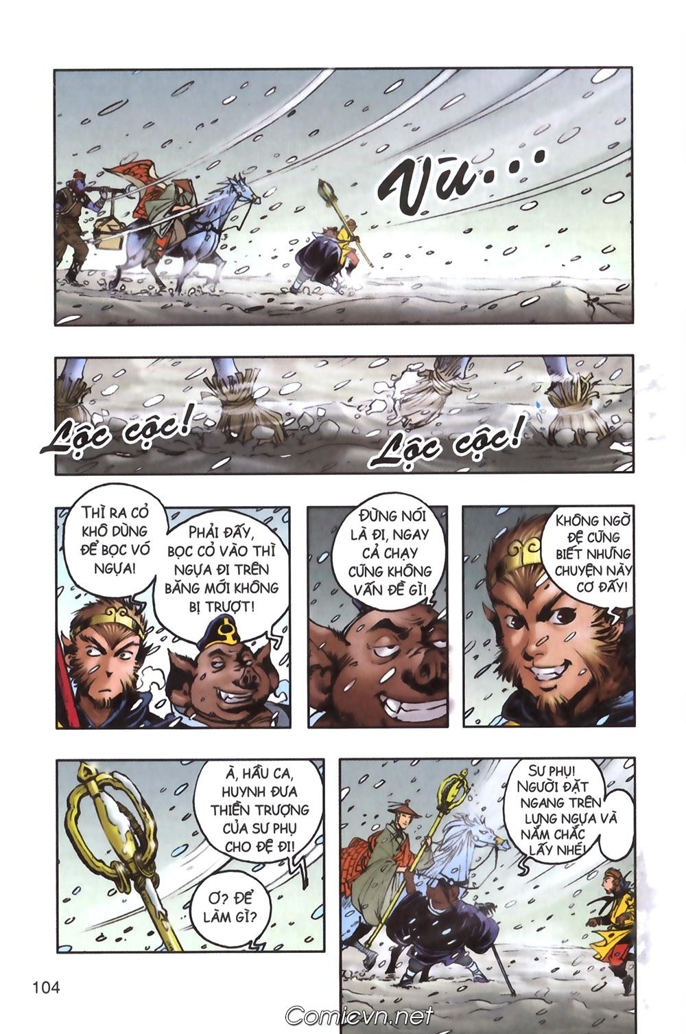 Tây Du Ký màu - Chapter 94 - Pic 2