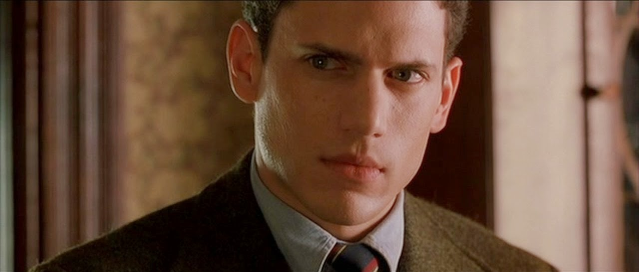 Wentworth Miller as Coleman Silk in Robert Benton's directorial The Human Stain