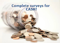 Click here to take surveys and earn money!