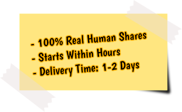 get more Facebook shares service features