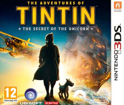 Download THE ADVENTURES OF TINTIN 3DS DECRYPTED (EUR/USA
