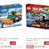 Lego: Đồ chơi trí tuệ, nhập khẩu chính hãng giảm 50% tại lazada