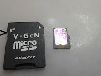 SD card Rewrite protect