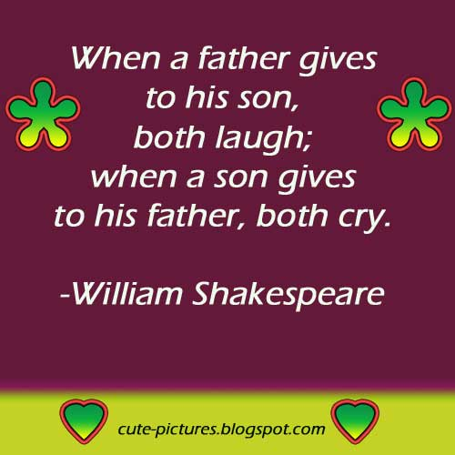 Brilliant Cute Quotes Download: Father's Day Quotes With Wallpapers Download