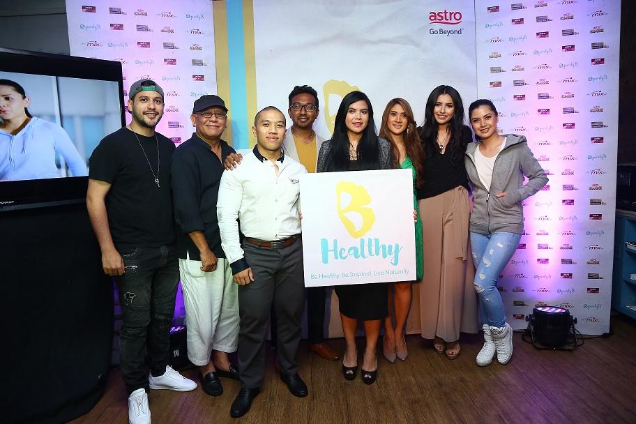 CikLilyPutih The Lifestyle Blogger: 'B Healthy' Rancangan ...