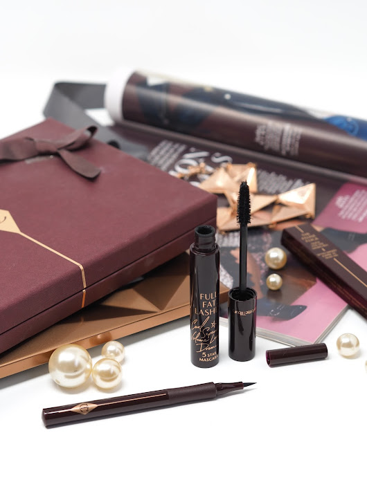 New On My Beauty Desk: Charlotte Tilbury Edition