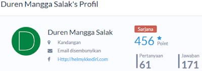 Forum profiles