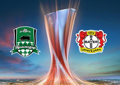 FC Krasnodar vs Bayer Leverkusen - Highlights 14 February 2019