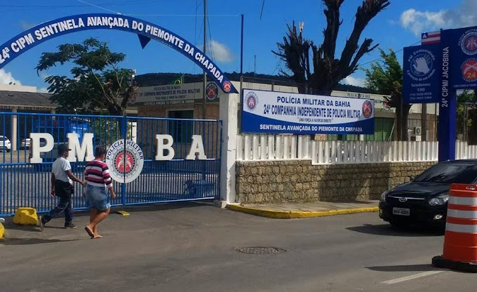 Jacobina recebe 37 novos policiais militares nesta segunda-feira (18)