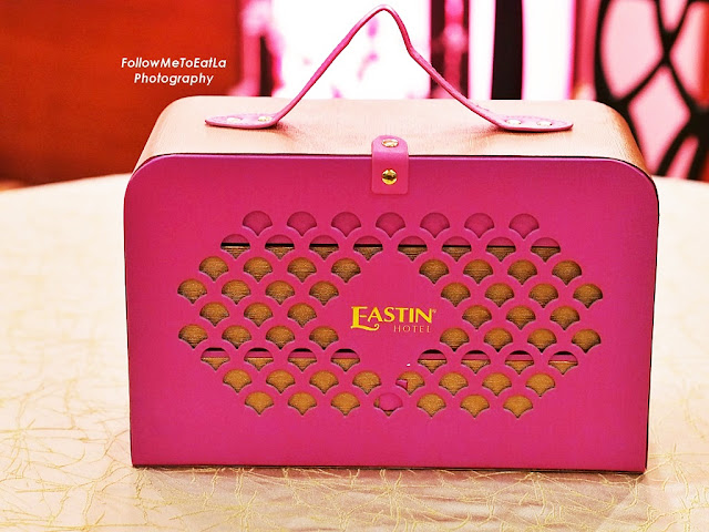 Beautifully Designed Eastin Mid-Autumn 2017 Mooncake Gift Box