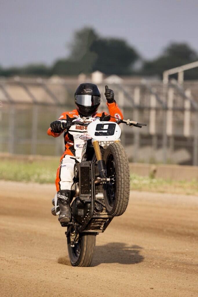 Harley Davidson: Blog Of The Biker 🏍: Harley-Davidson Street Tracker 750 By