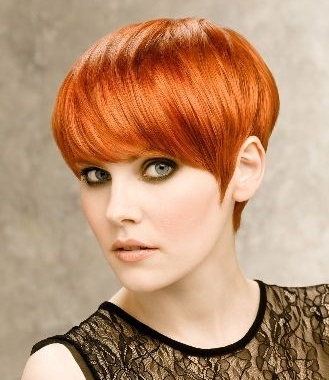Peinados Y Estilo Cortes De Pelo Corto 2012