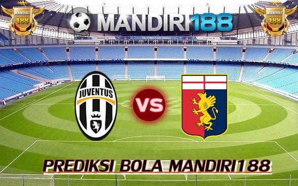 AGEN BOLA - Prediksi Juventus vs Genoa 23 Januari 2018