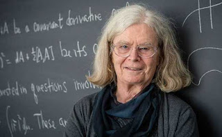 Karen Uhlenbeck Becomes First Woman to Win the Prestigious Abel Prize