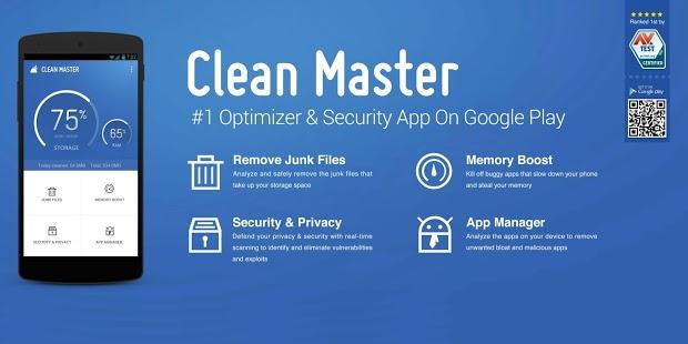 Clean Master v5.11.6 Apk
