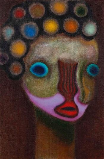Izumi Kato - Untitled - 2010 | imagenes de obras de arte contemporaneo tristes, lindas, de soledad | cuadros, pinturas, oleos, canvas art pictures, sad | kunst | peintures