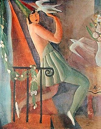 Pierrete - Di Cavalcante e suas principais pinturas ~ Pintando a realidade brasileira