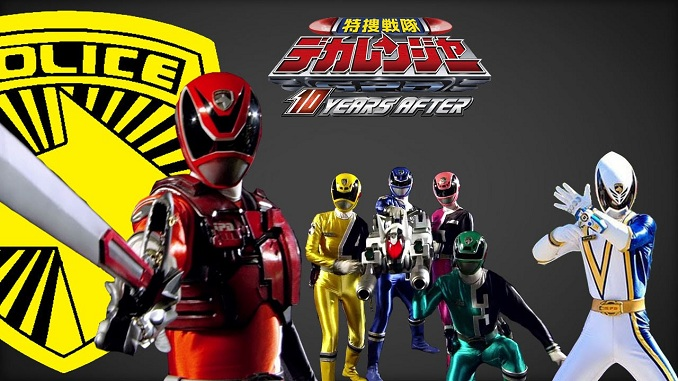 Download Tokusou Sentai Dekaranger 10 YEARS AFTER Sub Indo – Movie Tersedia dalam format MP4 HD Subtitle Indonesia.