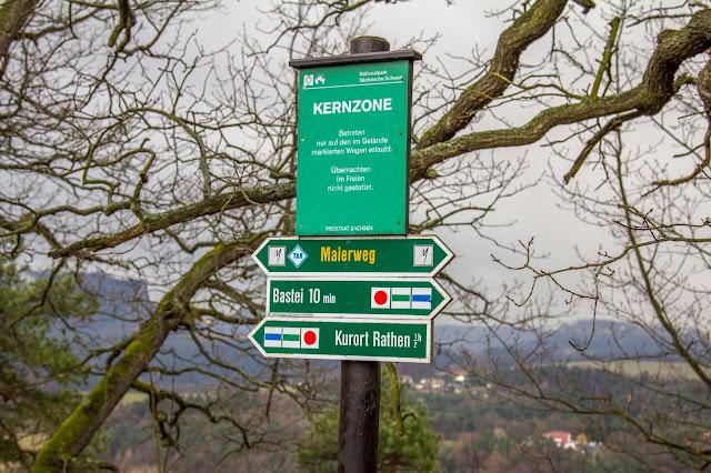 rundweg saechsische schweiz bastei basteibruecke elbsandsteingebirge 11