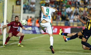 Τα στιγμιότυπα του αγώνα Παναιτωλικός - Παναθηναϊκός 0-0