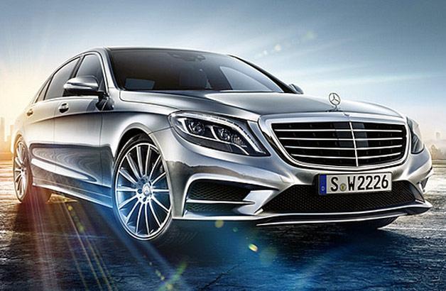 2014 S-Class All LED Lighting | Mercedes-Benz of Lynnwood