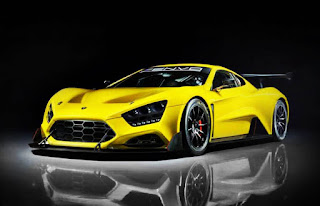 Zenvo TS1 Super Car Front Picture