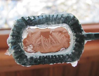 опыт мыльные пузыри на морозе