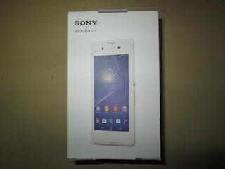 Dus Hape Sony Xperia E3 (D2202) Seken Mulus