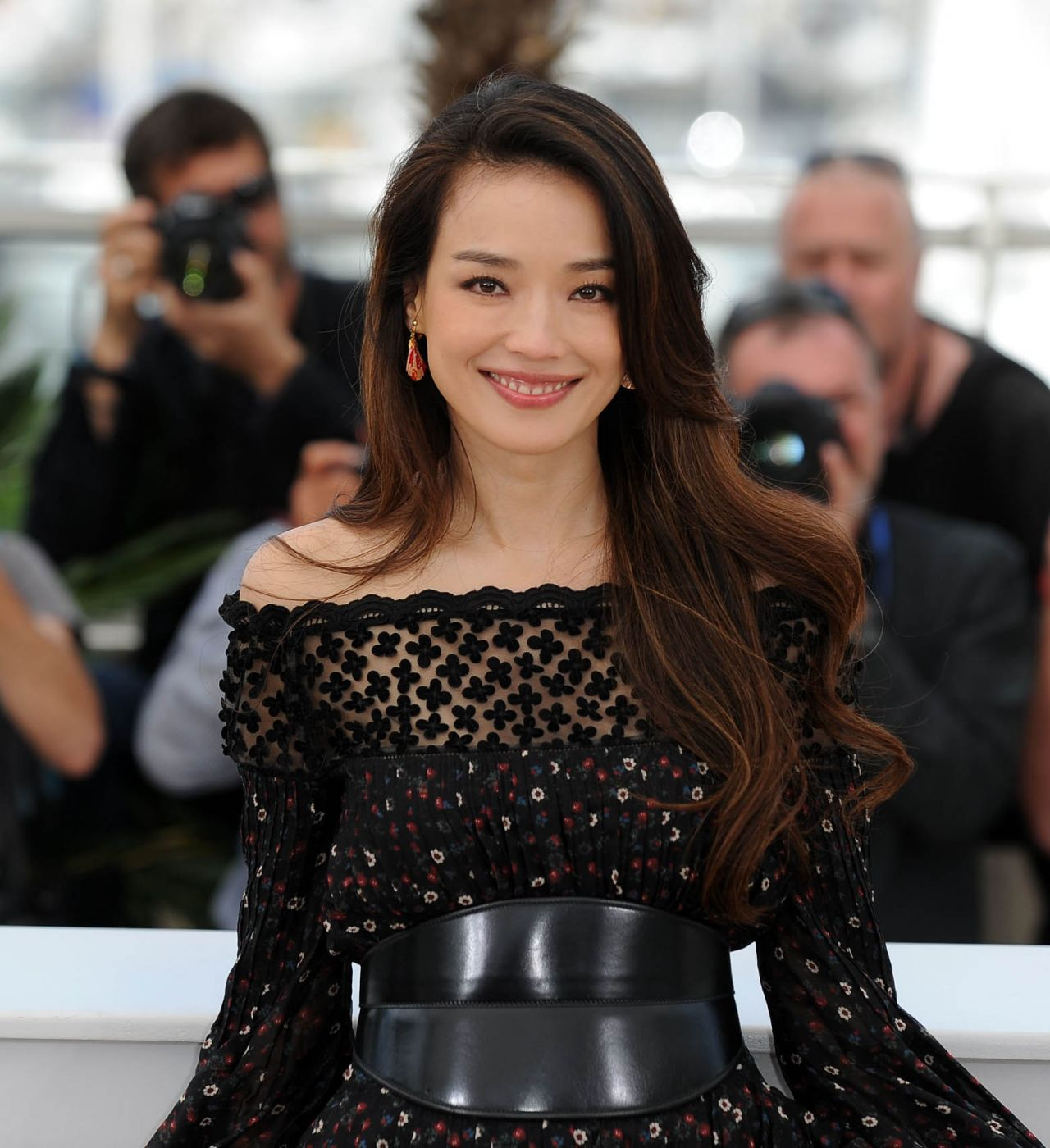 Shu Qi The Assassin Photocall 68th Cannes Film Festival