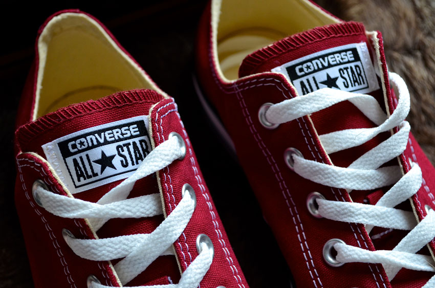 cb20abec669 Everyone is familiar with Converse All Star, so there is no need for me to  talk a lot about it. Maybe only this: they are ...