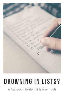 When you're already feeling overwhelmed to-do lists can intensify that feeling and can make you feel like a failure. This simple change in how you approach lists will make you realize that you are a champion on those hard days.