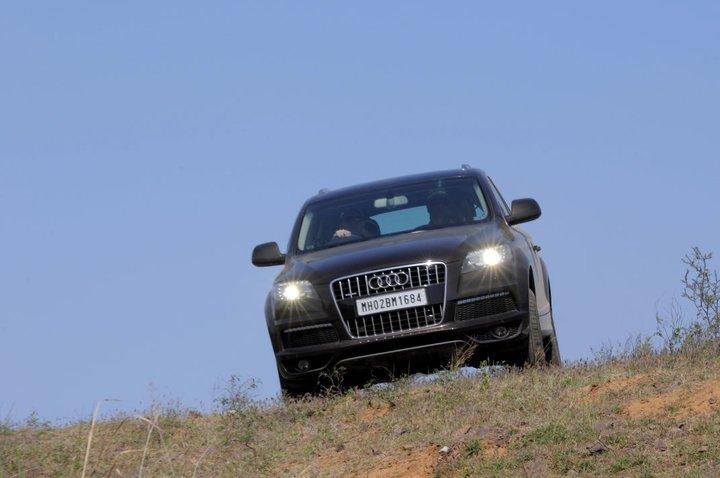 The World Of Audi Q7