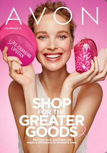 Shop the current AVON Catalog online!