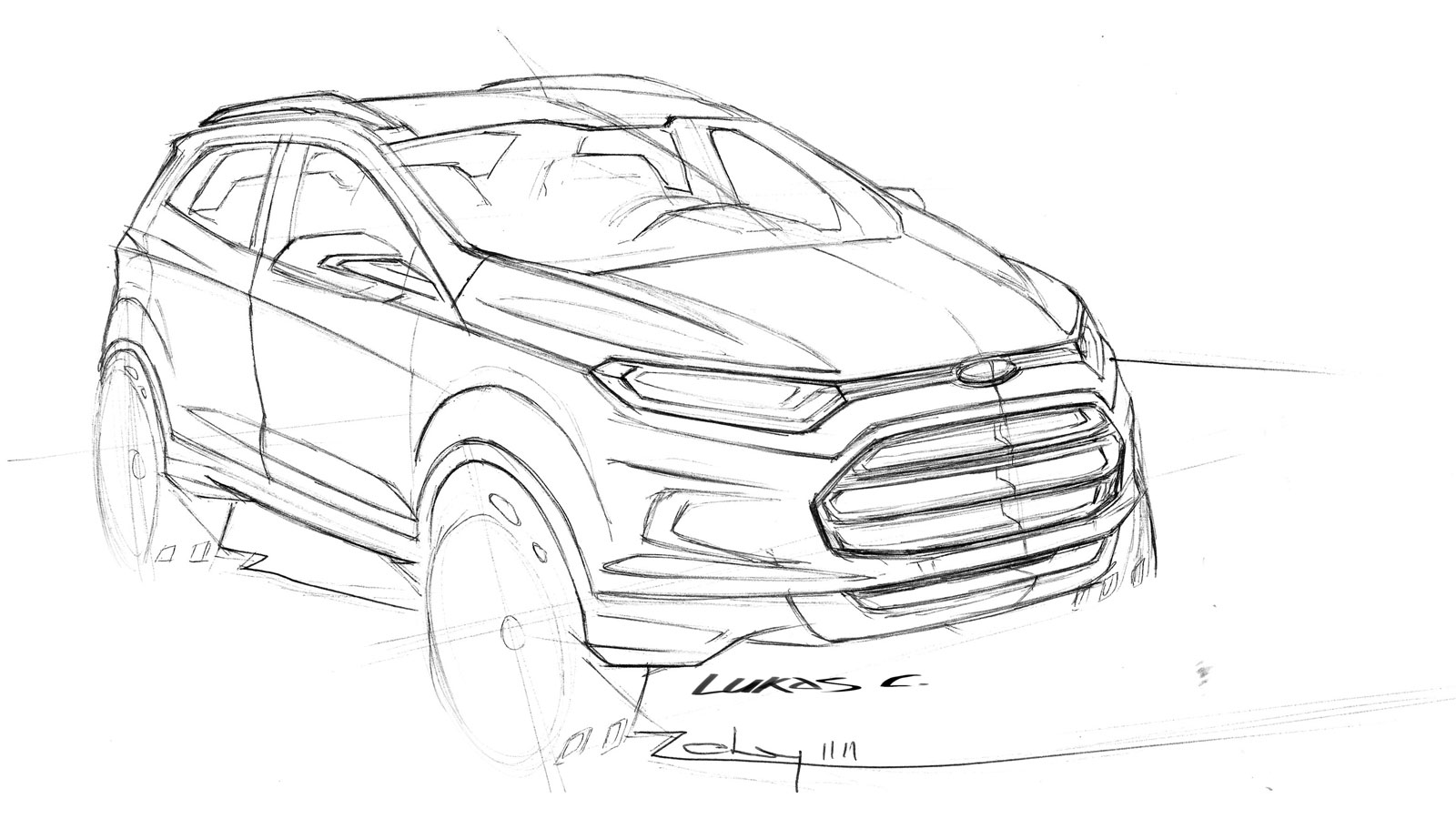 Ford Ecosport Concept