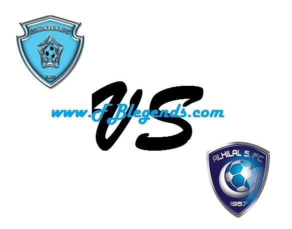 مشاهدة مباراة الهلال والباطن بث مباشر في الدوري السعودي يوم 21-10-2017 مباريات اليوم alhilal vs al baten