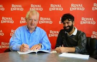 Royal Enfield tambah amunisi baru