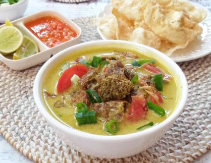 Soto, Makanan Indonesia Ikon Kuliner Nusantara