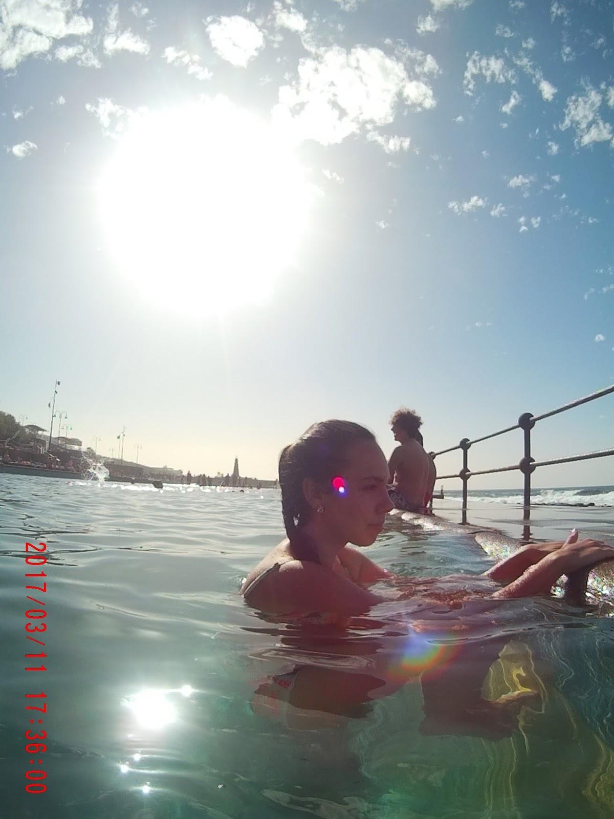 Naturschwimmbecken Teneriffa