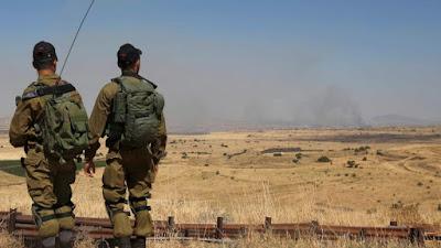 Israel ataca posições sírias após novos disparos nas Colinas de Golã