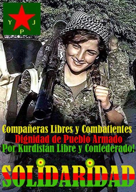 Resultado de imagen para RESISTENCIA KURDA