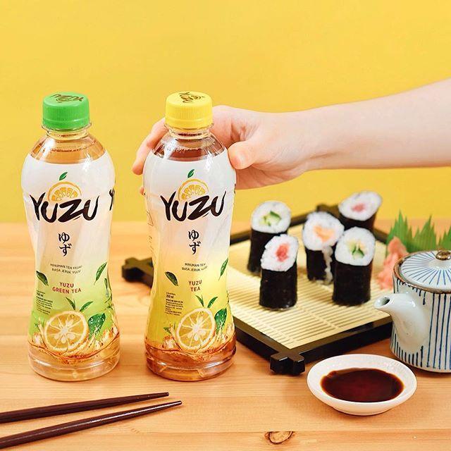Sensasi Rasa Minuman Segar Alami Yuzu