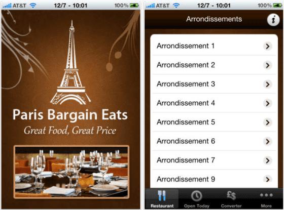 Apps para baixar antes de viajar para Paris